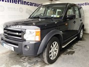 LANDROVER DISCOVERY 2.7 TDV6 7-SEATER