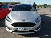 FORD FOCUS 1.5 TDCI ST-LINE 120PS